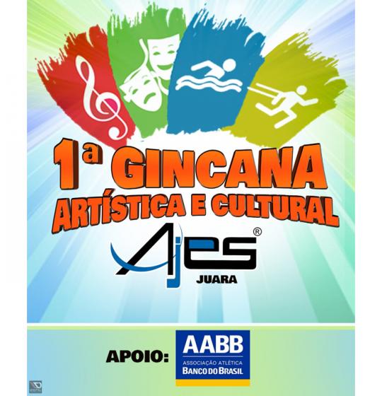 1º Gincana Artística e Cultural da AJES